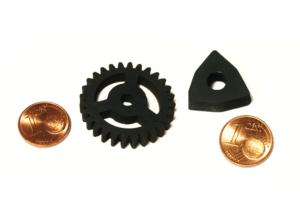 Parts with Tungsten Carbide