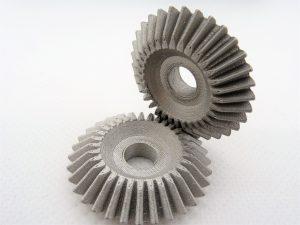 3D printed metal